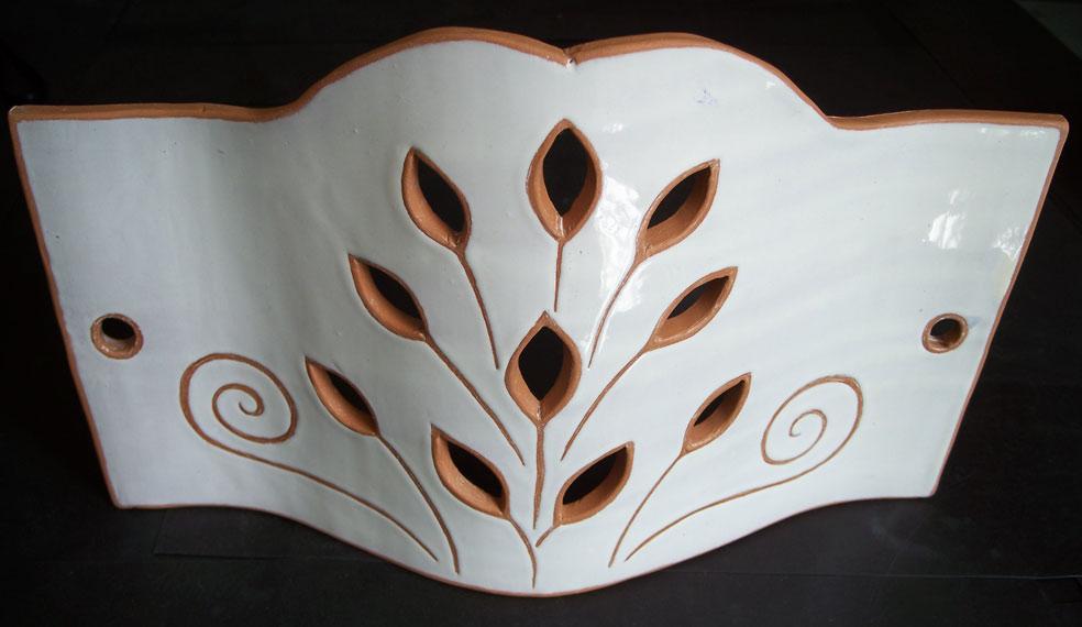 Famoso TERRAGAIA ceramica - oggettistica. Oggetti unici in ceramica. CM13